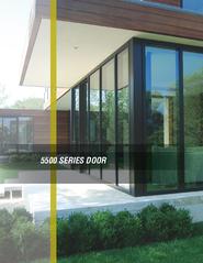 Arcadia Entrance 5500 Series Brochure