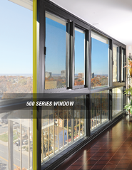 Arcadia Window 500 Series Brochure