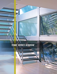 Arcadia Window T200E Series Brochure