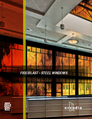 Fire Blast Steel Windows Brocure