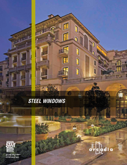 Steel Window Brochure