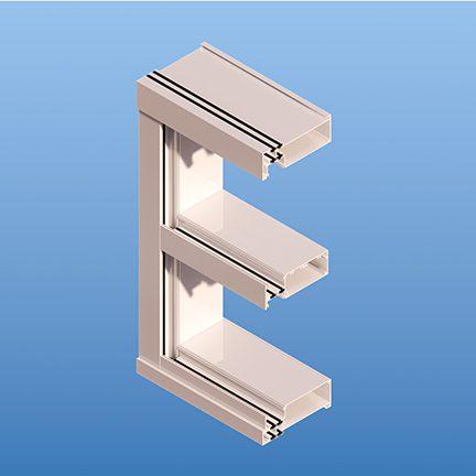 AFG601DT Series - Compensating Stick Outside Set